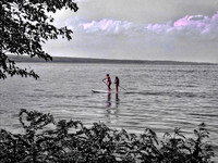 Cayuga Paddle-Boarding For Two