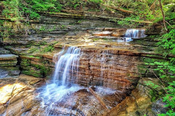 Buttermilk Falls Park