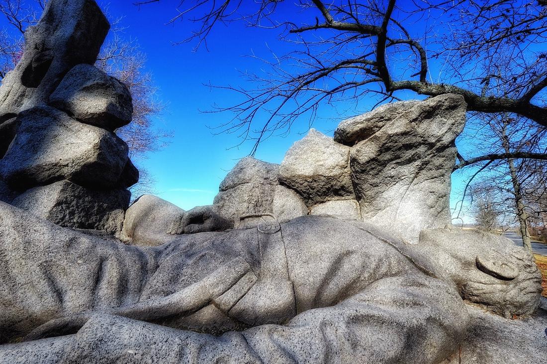 116th Pennsylvania Monument 2