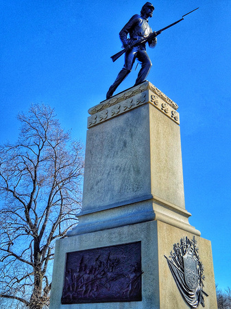 1st Minnesota Monument 4