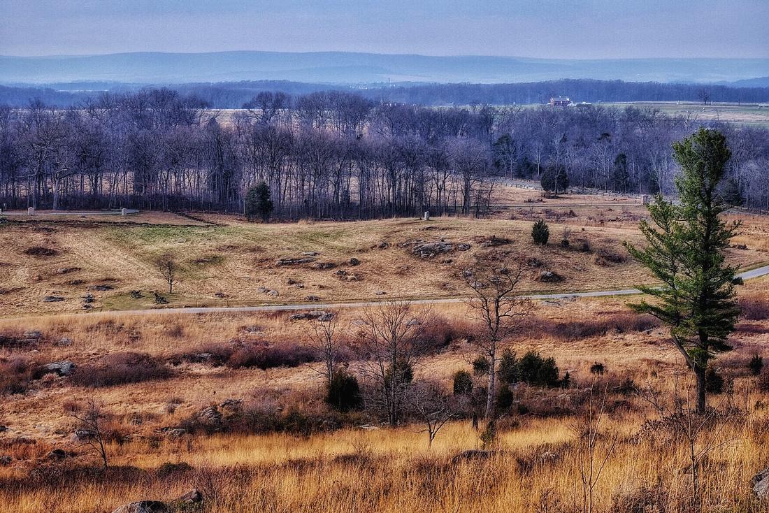 Battlefield Landscape 13